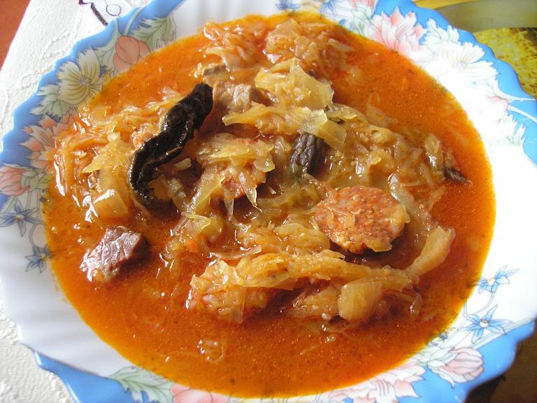 Kapustnica Soup - The Incredibly Long Journey
