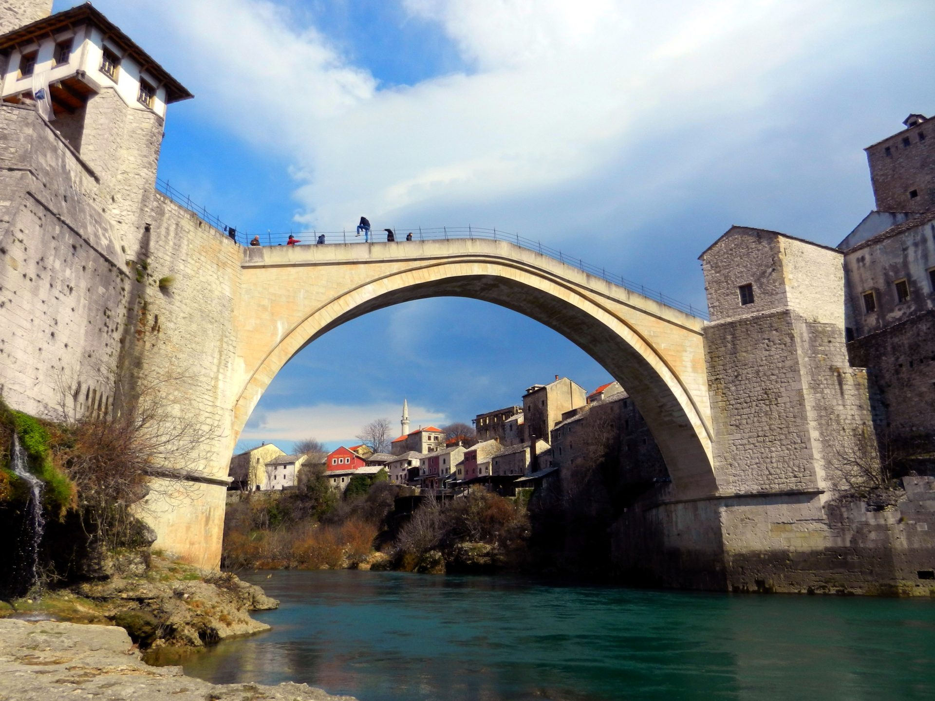 Beyond The Bridge Of Mostar The Incredibly Long Journey